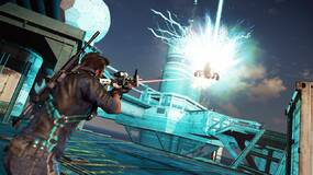 Image for A heavily armed rocket boat will help get the job done in Just Cause 3's Bavarium Sea Heist DLC