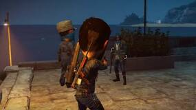 Image for Use the balloon weapon in Just Cause 3 to make NPC's heads swell