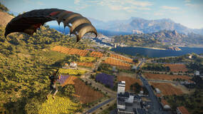 Image for The map in Just Cause 3 is 1,000 square kilometres