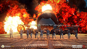Image for The Just Cause 3 multiplayer mod will finally be out July 20