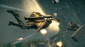 Image for Just Cause 4 review - frame rate dips and a maddening camera fight against creative carnage and thrilling mobility