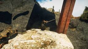 Image for Just Cause 4 features a fun Getting Over It with Bennett Foddy Easter egg