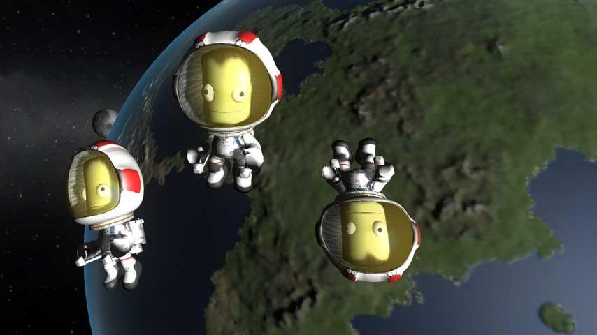 Image for Kerbal Space Program confirmed for Wii U