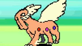 Image for Beta sprites from Diamond and Pearl show scrapped Legendary Pokemon