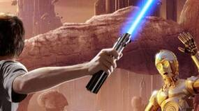Image for Kinect: Star Wars trailer goes for launch