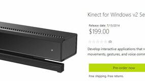 Image for Standalone Xbox One Kinect is expensive for PC