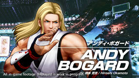 Image for Andy Bogard latest character to join King of Fighters 15 roster