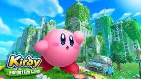 Image for Kirby and the Forgotten Land is Kirby's first 3D game