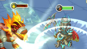 Image for GREE launches Knights & Dragons: Rise of the Dark Prince for iOS devices