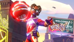 Image for Knockout City update adds superpowers, but only for a limited time