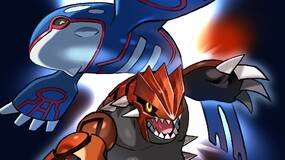 Image for Legendary Pokemon Kyogre and Groudon now available for Pokemon Sun and Moon