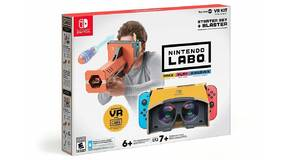 Image for A Nintendo Labo VR Kit is now just $20
