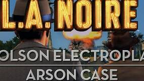 Image for Trailer for L.A. Noire DLC Nicholson Electroplating released