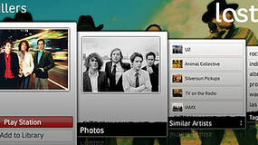 Image for Last.fm-360 integration gets more details, create your own station, share playlists