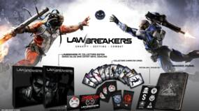 Image for LawBreakers unveils physical release and collector's edition