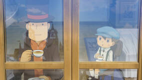 Image for Professor Layton-Ace Attorney crossover announced at Level-5 Vision