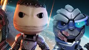 Image for Mass Effect costumes coming to LittleBigPlanet this week