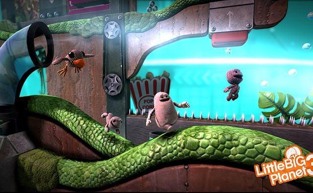 Image for LittleBigPlanet 3 is out on November 18, new trailer inside