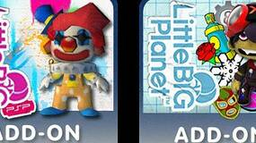 Image for LBP and LBP PSP getting clowns, ModNation stickers