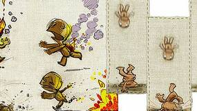 """Image for LBP concept art shows how Sackboy evolved from """"YellowHead"""""""
