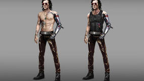 Image for Cyberpunk 2077 concept art reveals what Johnny Silverhand looked like before Keanu Reeves