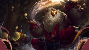 Image for League of Legends roster expands with Bard, the Wandering Caretaker
