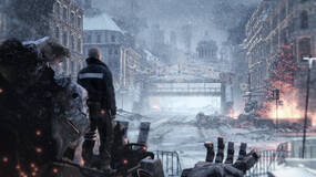 Image for Left Alive sure looks a lot like a Metal Gear sequel with mechs in the first gameplay trailer