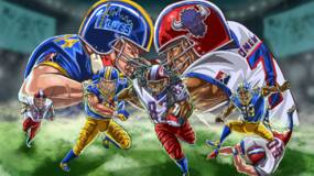 Image for Forget Madden, Legend Bowl is the American Football game you should play
