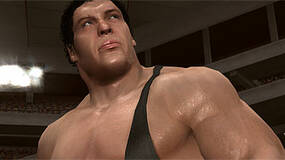 Image for WWE Legends of WrestleMania vid shows ripped men with mullets