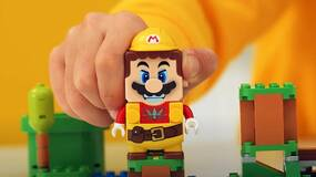 Image for LEGO Super Mario Power-Up Packs will include Fire Mario suit, Cat Mario suit, more