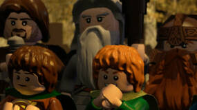 Image for LEGO Lord of the Rings screens show off the plastic Fellowship