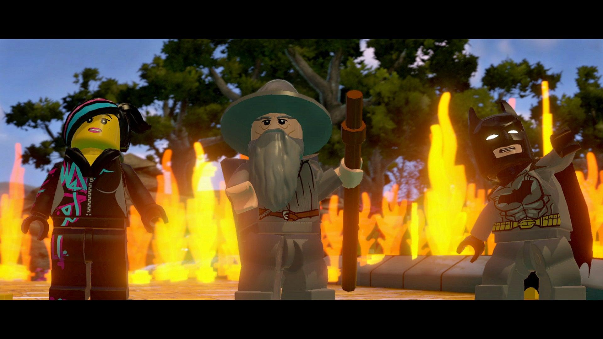 Image for Lego Dimensions gets adorable E3 Portal trailer