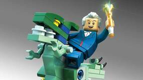 Image for Doctor Who cast signs on for LEGO Dimensions