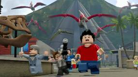Image for LEGO Jurassic World trailer invites you to take a VIP tour of the park