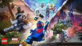 Image for Lego Marvel Super Heroes 2 is here to save the year