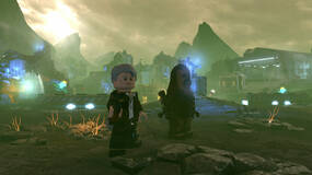 Image for LEGO Star Wars: The Force Awakens stars Harrison Ford, Carrie Fisher, more