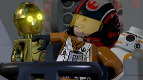 Image for Here's a look at Poe Dameron in LEGO Star Wars: The Force Awakens