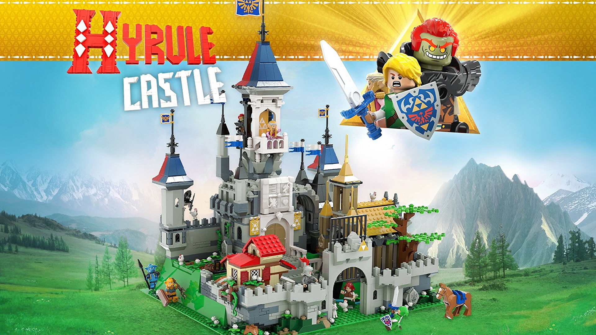 Lego review rejects sets based on Zelda, Metroid, Animal Crossing, and Among Us - they won't be released