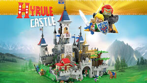 Image for Lego review rejects sets based on Zelda, Metroid, Animal Crossing, and Among Us - they won't be released