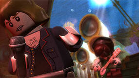 Image for Lego Rock Band compatible with Guitar Hero controllers