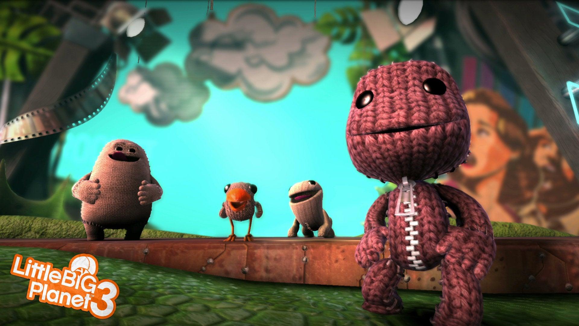 Image for LittleBigPlanet 3: PS4 vs. PS3 comparison video