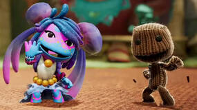 Image for Sackboy: A Big Adventure is a cute platformer coming to PS5