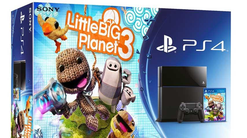 Image for LittleBigPlanet 3 PS4 bundle pops up on Amazon