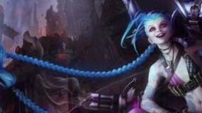 """Image for League of Legends' latest champion is the """"loose cannon"""" Jinx"""