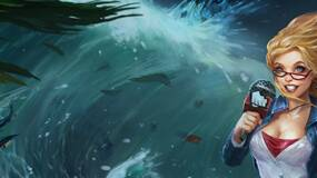Image for League of Legends gets a new skin - it's Forecast Janna