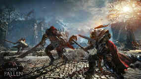 """Image for Lords of the Fallen had """"tough start"""" due to Dark Souls comparison, producer isn't hiding inspiration"""