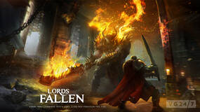 Image for Lords of the Fallen video features a hulking brute who looks hard to beat