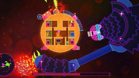 Image for Reminder: Lovers in a Dangerous Spacetime looks amazing, releases this week