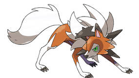Image for Pokemon Ultra Sun and Moon Rockruff Event: how to get your special Rockruff to get the new Dusk Form Lycanroc