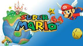 Image for How Super Mario 64 changed the face of the games industry - 25th Anniversary